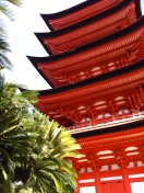 Pagoda at Miyajima Photo: Pía Spry-Marqués